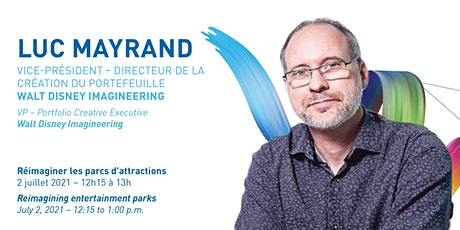 Conversation with Luc Mayrand tickets