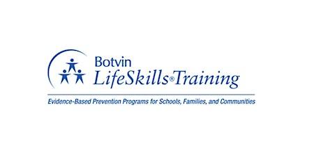 Botvin LifeSkills Training tickets