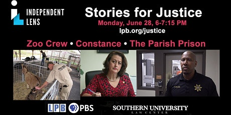 LPB Presents Stories for Justice – Screening & Discussion tickets