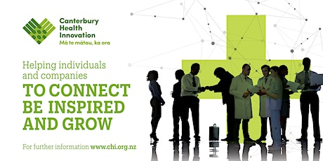 The Canterbury Health Innovation Network tickets