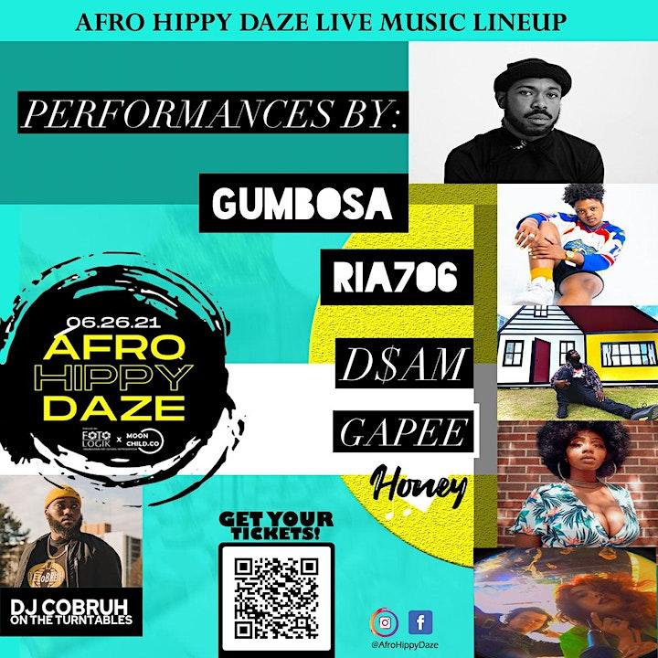 Afro Hippy Daze! image