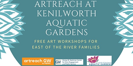 WELLderness with ArtReach: Textures of the Park - VIRTUAL Collage Workshop tickets