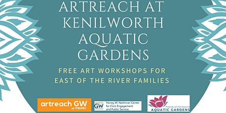 WELLderness with ArtReach: The Power of the Lotus - Therapeutic Painting tickets