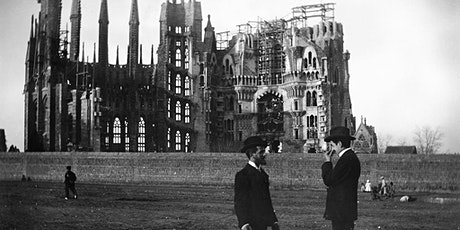 La Barcelona de Antoni Gaudí entradas