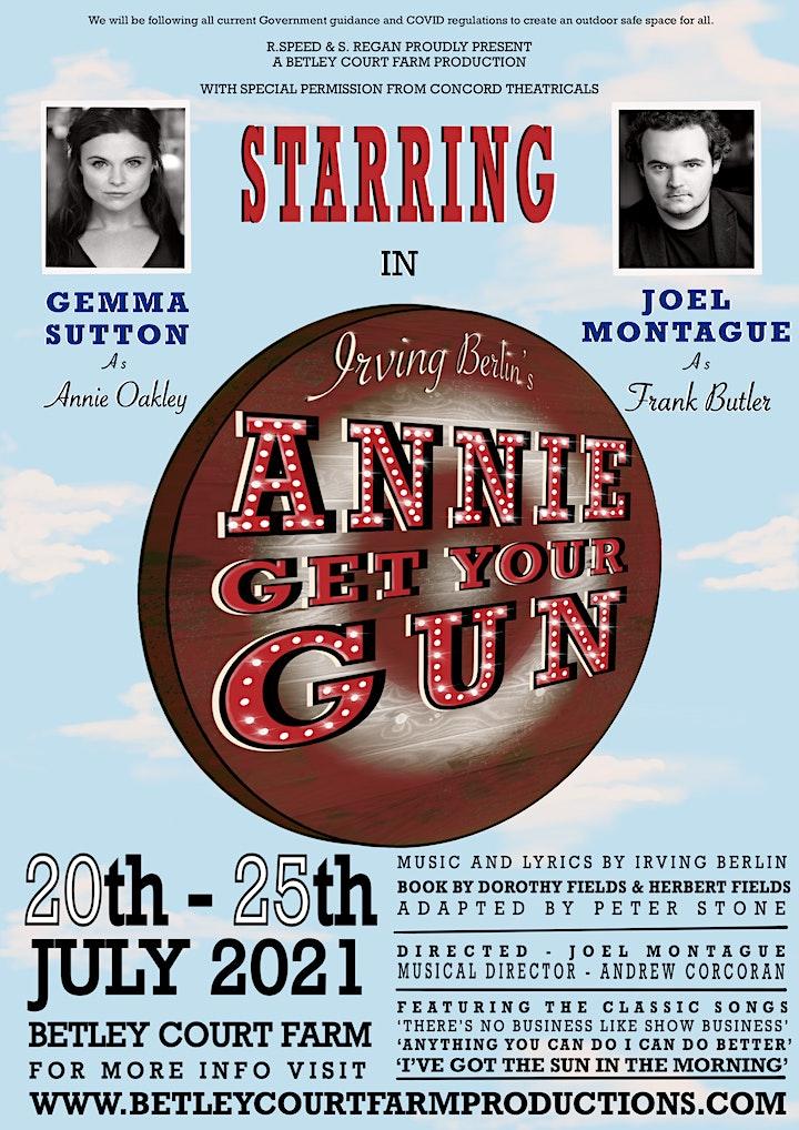 Annie Get Your Gun image