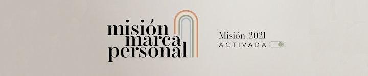 Imagen de Misión Marca Personal  Septiembre | 18° Edición (TARDE)