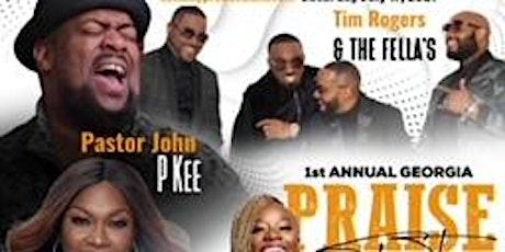 Georgia Praise Fest tickets
