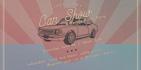 Father's Day Car Show tickets