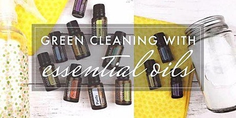 Ditch the Toxins and Go Green with doTERRA tickets
