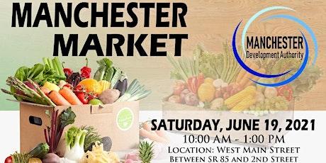 Manchester Market Vendor Sign up tickets