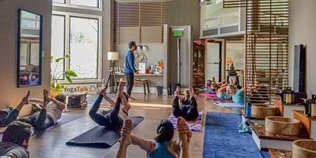 Sunday Yoga at Just Be Spa tickets