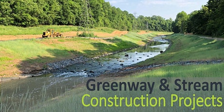 Outreach & Networking Event: Greenway & Stream Construction Projects tickets