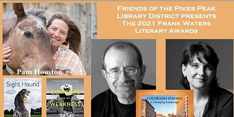 2021 Frank Waters/Golden Quill Literary Awards tickets