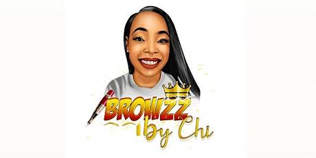 Browzz By Chi presents her 1st Black Tie Ball! tickets