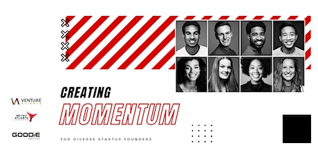 Creating Momentum for Washington DC's Diverse Startup Founders tickets