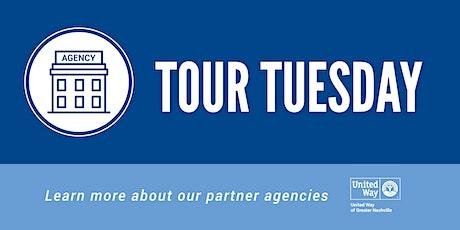 Virtual Tour Tuesday tickets