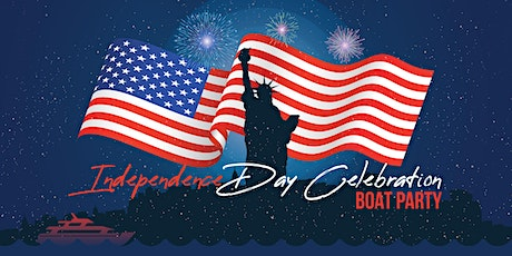 Open Bar 4th of July FIREWORKS Celebration Boat Party NYC tickets