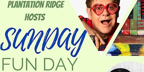 Sunday Funday Elton & Billy Joel Tribute tickets