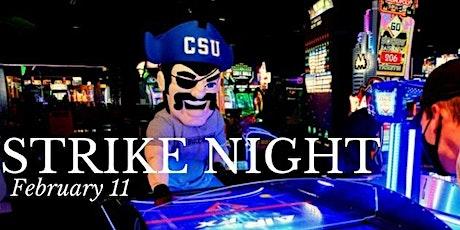Strike Night tickets