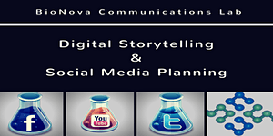 Digital Storytelling & Social Media Planning Workshop...