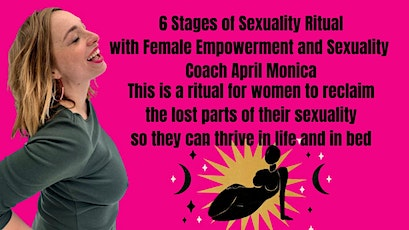 6 Stages of Sexality tickets