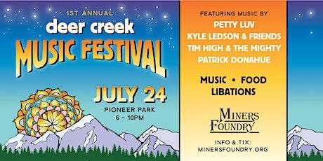 Deer Creek Music Festival tickets