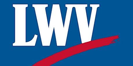 LWV-RMA Voter Registration Training tickets