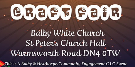 Balby & Hexthorpe Craft Fair tickets