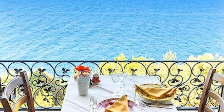 BVI Summer Series: Capri, Italy Dinner tickets