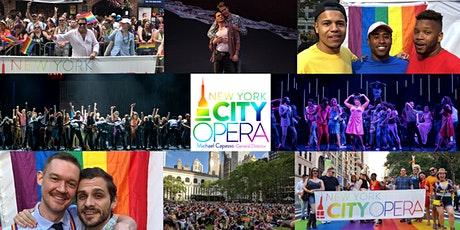 Bryant Park Picnic Performances:  New York City Opera - Pride in the Park tickets