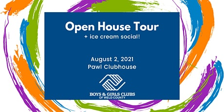 Open House Tour + Ice Cream Social tickets
