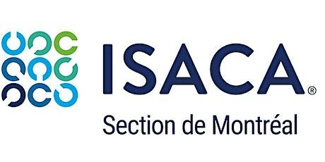 Assemblée Générale 2021 d'ISACA Section de Montréal billets