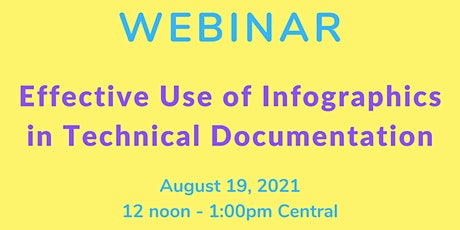 Effective Use of Infographics in Technical Documentation tickets