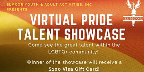 Virtual Pride Talent Showcase tickets