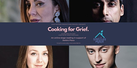 Cooking for Grief Premiere - An Online Stage Reading tickets