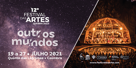 ORQUESTRA GULBENKIAN no Festival das Artes QuebraJazz bilhetes