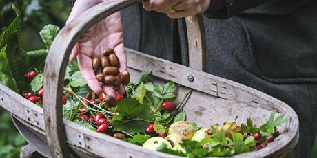 FOOD FORAGING - COOKING DEMONSTRATION tickets