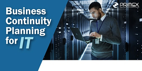 Business Continuity Planning for IT tickets