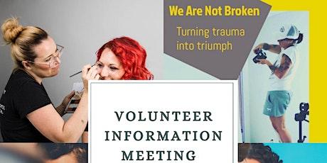Volunteer Information Night tickets