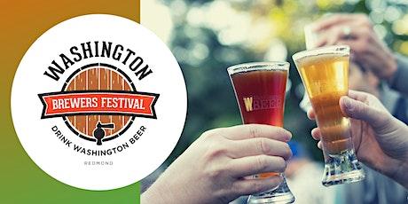 15th Annual Washington Brewers Festival tickets