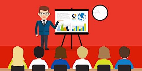Presentation Skills for Enhanced Communication tickets