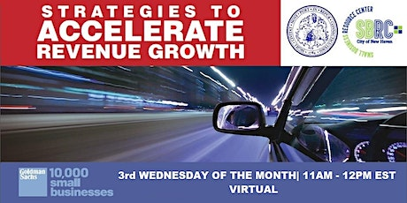Strategies to Accelerate Revenue Growth - New Haven tickets
