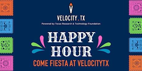 VelocityTX Happy Hour tickets