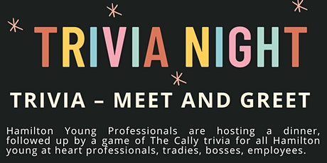 Young Professionals Trivia Night tickets