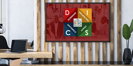 DISC Behavioral Style & Motivations tickets