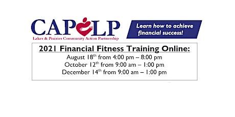 Financial Fitness ONLINE tickets