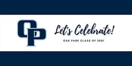 Oak Park High School Class of 2001 20-Year Reunion tickets
