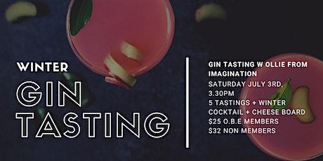 Winter Gin - Imagination Gin tickets