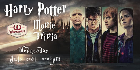 Harry Potter Movies Trivia at Workhorse KOP tickets