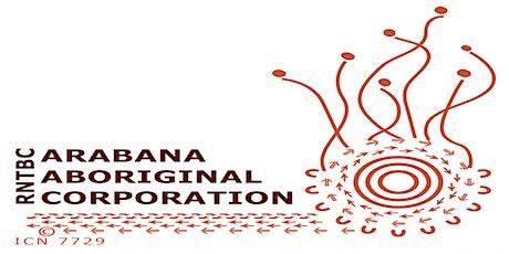 Arabana Community Consultation Adelaide 2 tickets